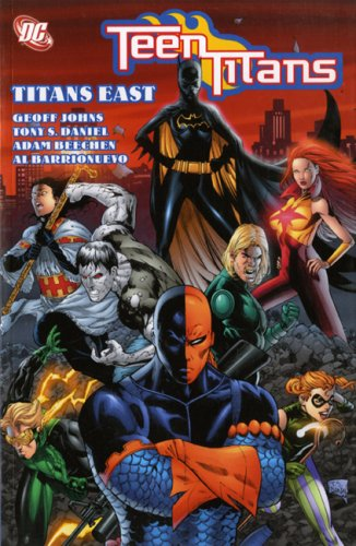 9781845766078: Teen Titans: Titans East (Teen Titans): Titans East