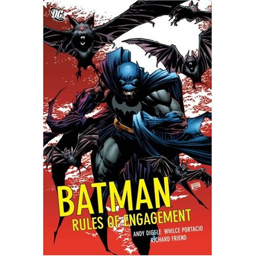 9781845766191: Batman: Rules of Engagement