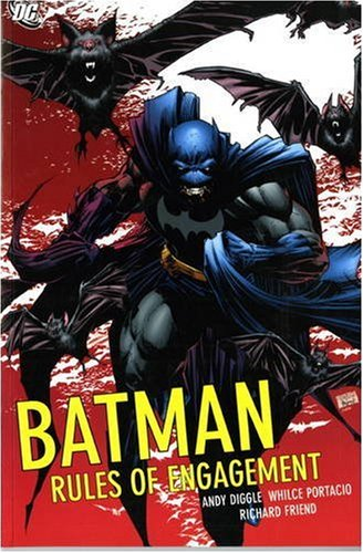 9781845766207: Batman: Rules of Engagement