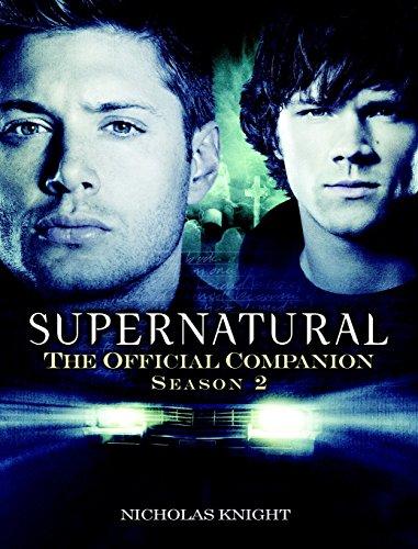 9781845766573: Supernatural: The Official Companion Season 2