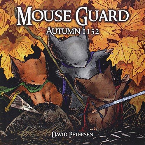 9781845766603: Mouse Guard: Autumn 1152