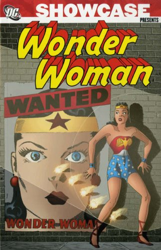 Showcase Presents: Wonder Woman (1845766784) by Ross Andru,Mike Esposito Robert Kanigher