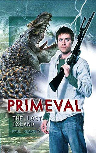 9781845766948: Primeval - the Lost Island