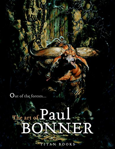 9781845767051: Out of the Forests: The Art of Paul Bonner