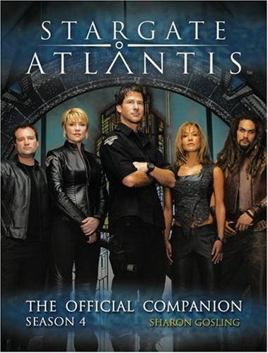 9781845767143: Stargate Atlantis: The Official Companion Season 4