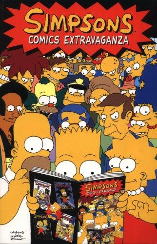 9781845767181: Simpsons Comics 1 Extravaganza