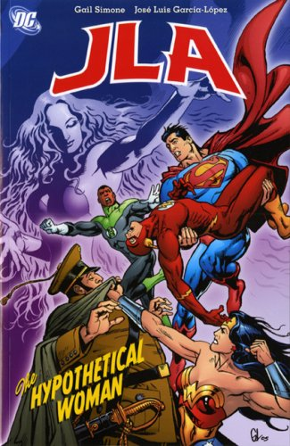 9781845767327: JLA: Hypothetical Woman (Justice League of America)