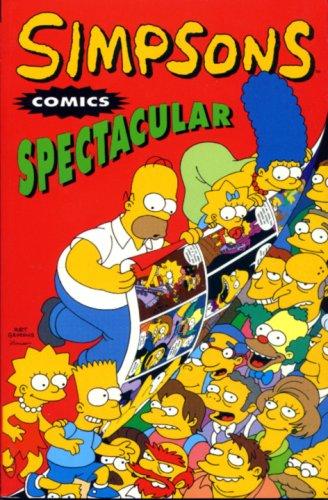 9781845767365: Simpsons Comics: Spectacular (Simpsons Comics)