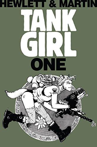 9781845767570: Tank Girl 1 (Remastered Edition) (Bk. 1)