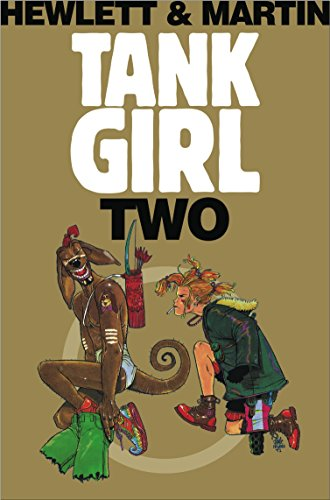9781845767594: Tank Girl 2 (Remastered Edition) (Bk. 2)