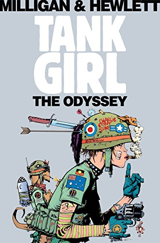 9781845767631: Tank Girl: The Odyssey (Remastered Edition) (Tank Girl (Unnumbered))
