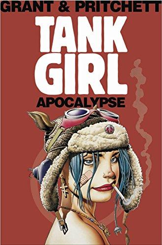 9781845767655: Tank Girl: Apocalypse Remastered Edn