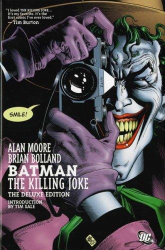 9781845767723: Batman: The Killing Joke (Deluxe Edition): 0