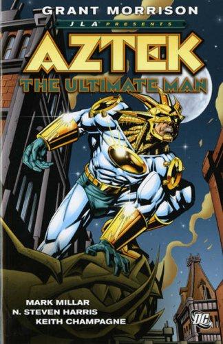 9781845767853: JLA Presents: Aztek, the Ultimate Man