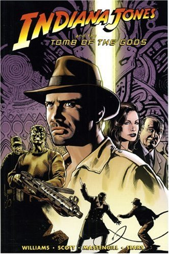 9781845768003: Indiana Jones and the Tomb of the Gods