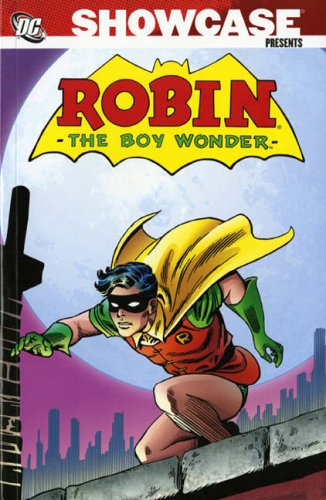 9781845768140: Showcase Presents: Robin, the Teen Wonder (Showcase Presents)