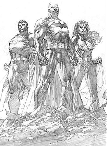 Icons: The DC Comics and Wildstorm Art of Jim Lee: Lee, Jim