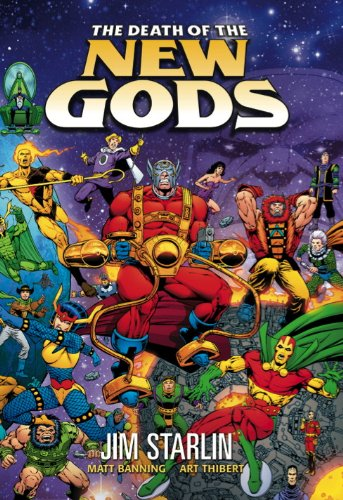 9781845768713: Death of the New Gods