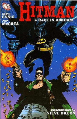 9781845768829: Hitman: Rage in Arkham v. 1