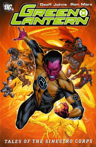 9781845768973: Green Lantern: Tales of the Sinestro Corps