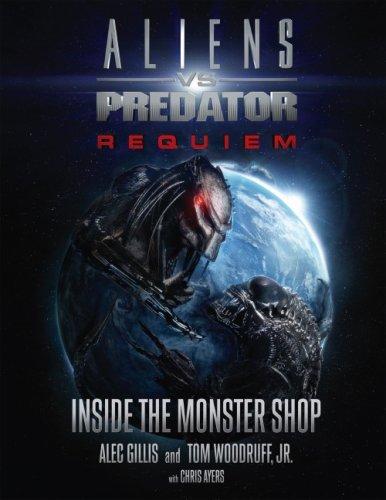 9781845769093: Aliens vs. Predator: Requiem - Inside the Monster Shop