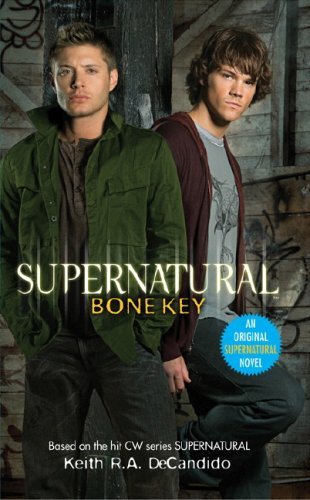 9781845769475: Supernatural : Bone Key