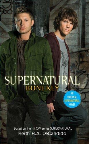 9781845769475: Supernatural : Bone Key