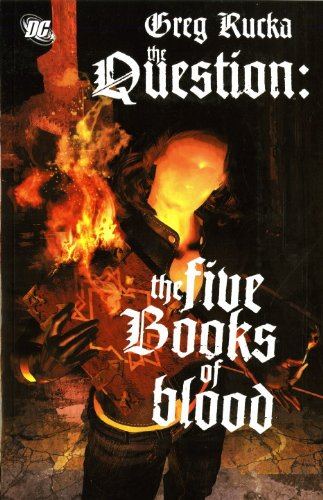 9781845769956: The Question: Five Books of Blood