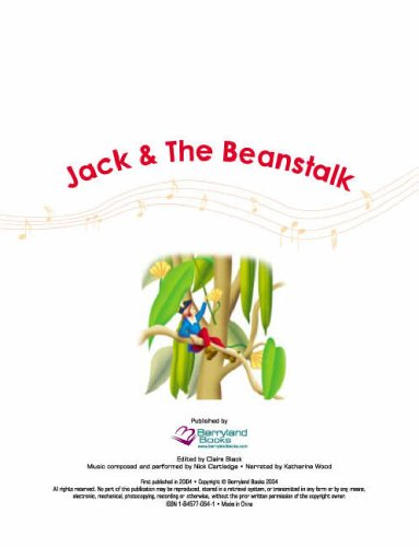 Jack and the Beanstalk: Edited By Claire Black