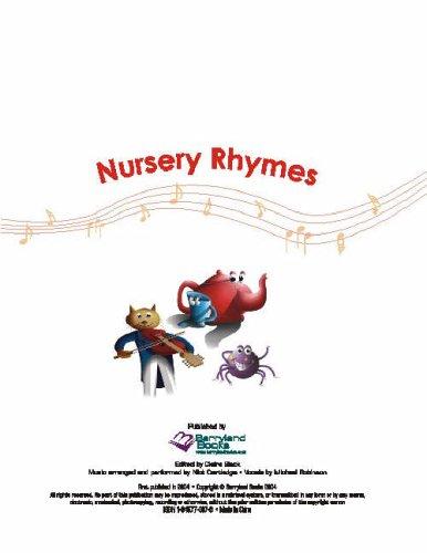 Nursery Rhymes, Treasured Tales CD Book (Listen & Learn Series): Claire Black