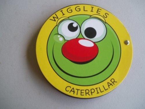 Wigglies - Caterpillar: Anna Nilsen