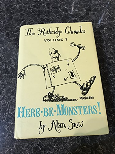 9781845791612 Here Be Monsters The Ratbridge Chronicles Volume