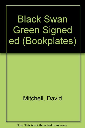 black swan green by david mitchell Find all available study guides and summaries for black swan green by david mitchell if there is a sparknotes, shmoop, or cliff notes guide, we will have it listed here.