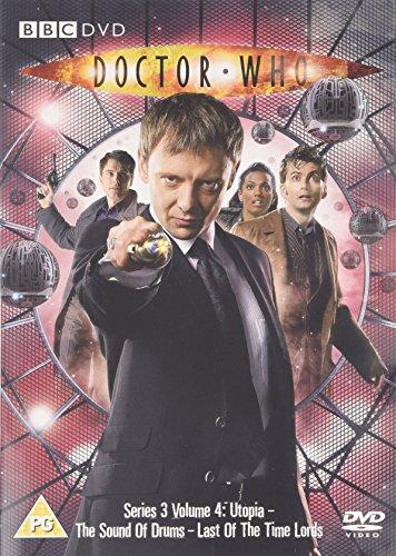 9781845797409: Doctor Who: Series Three, Vol. 4 [Region 2]