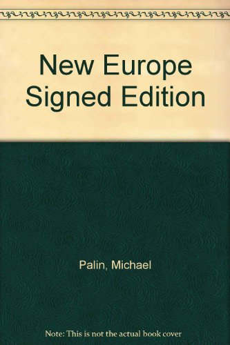 9781845797614: New Europe Signed Edition
