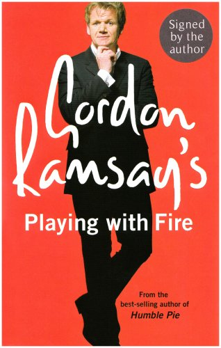 9781845797782: Playing With Fire Signed Edition