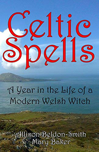 9781845830830: Celtic Spells: A Year in the Life of a Modern Welsh Witch