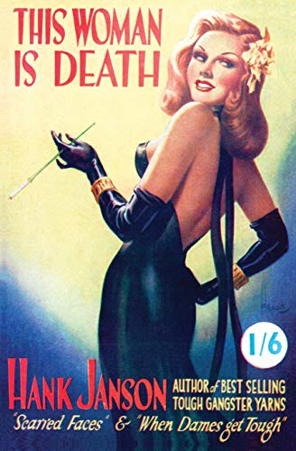 9781845838713: This Woman is Death: 13 (Hank Janson Crime)