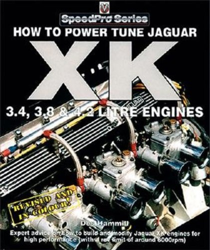 How To Power Tune Jaguar XK Engines: Des Hammill