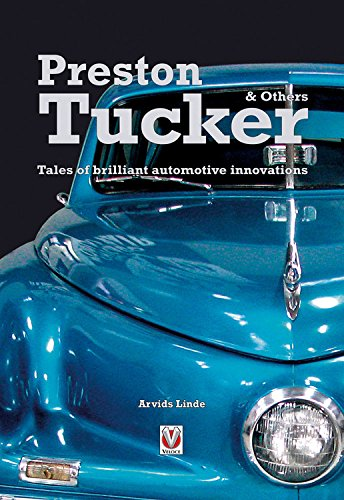 9781845840174: Preston Tucker and Others: Tales of Brilliant Automotive Innovations