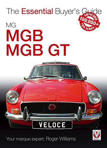 9781845840297: MG MGB & MGB GT: The Essential Buyer's Guide