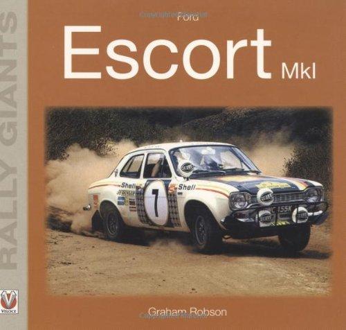 9781845840402: Ford Escort Mk1 (Rally Giants)