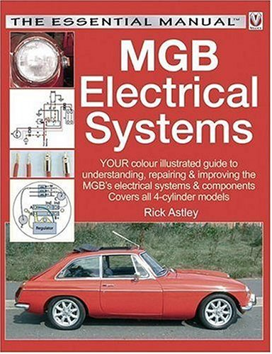 MGB Electrical Systems (The Essential Manual): Astley, Rick