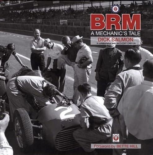 9781845840822: BRM: A Mechanic's Tale