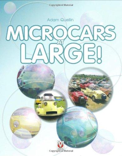 9781845840921: Microcars at Large!