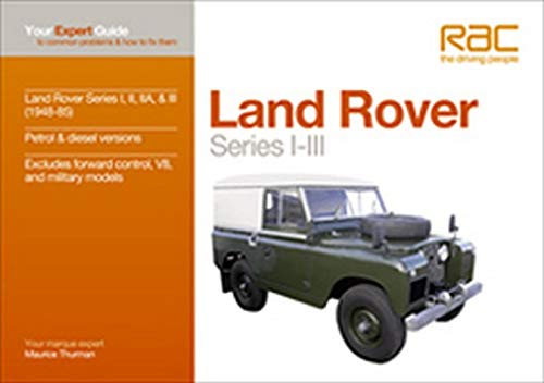 9781845840983: Land Rover Series I-III: Your expert guide to common problems & how to fix them (Auto-Doc Series) (Expert Guides)