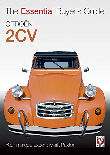 Citroën 2CV: Mark Paxton