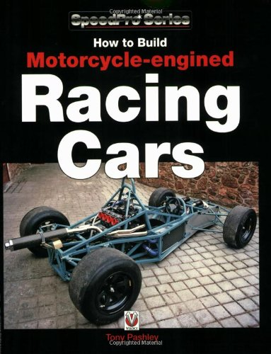 9781845841232: How to Build Motorcycle-engined Racing Cars (Speedpro) (Speedpro Series)