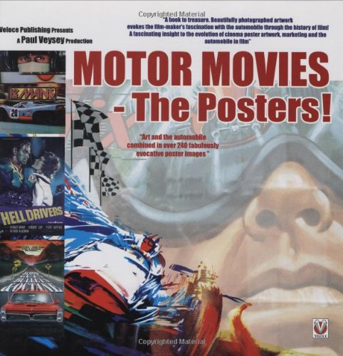 9781845841270: Motor Movies - The Posters!