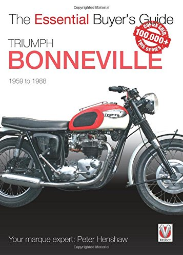 9781845841348: Triumph Bonneville: The Essential Buyer's Guide